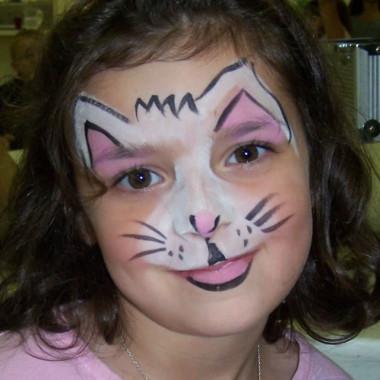 Simple Cat Face Makeup Toddler Makeupview Co